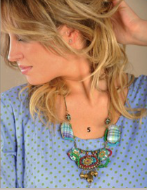 NECKLACE DE NADIR POSITANO N°10812